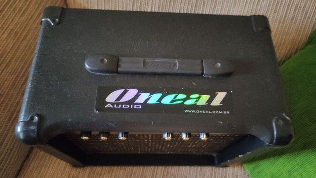 Amplificador Oneal OCG 100f guitarra Bk - Foto 2