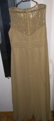 Vestido nude 44, 46 - Foto 5