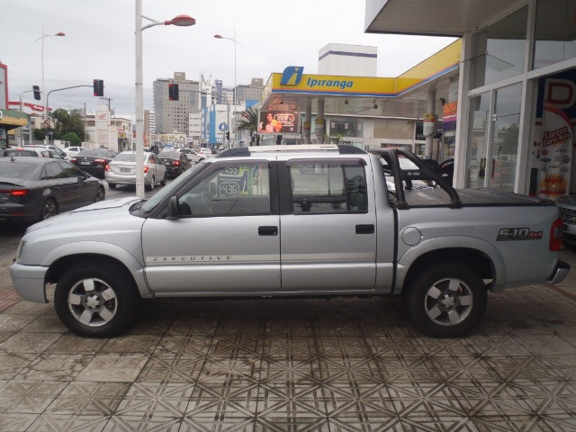 Chevrolet s10 cd 4x4 executiva diesel - Foto 3