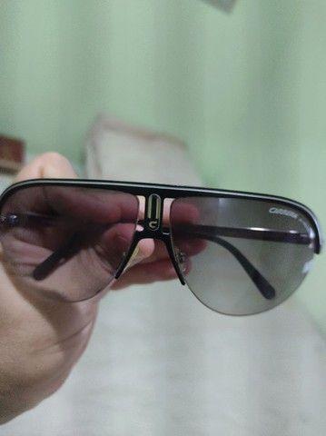 Troco óculos Carrera feminino - Foto 3