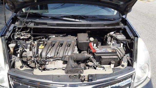 Nissan livina 1.6 S completa impecável baicho km  - Foto 9