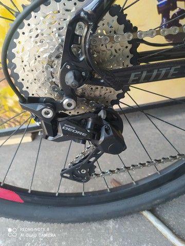 Bicicleta elétrica e-vibe elite - Foto 5