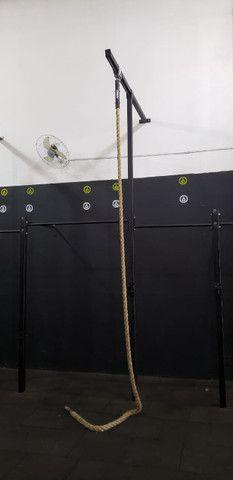 Rack funcional para CrossFit - 18 Metros comprimento - Foto 4