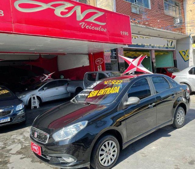 Financio sem entrada+igual a zero +novíssima+ac troca moto ou carro - Foto 9