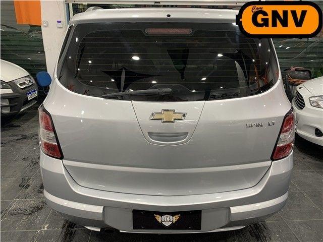 Chevrolet Spin 2014 1.8 lt 8v flex 4p automático - Foto 6