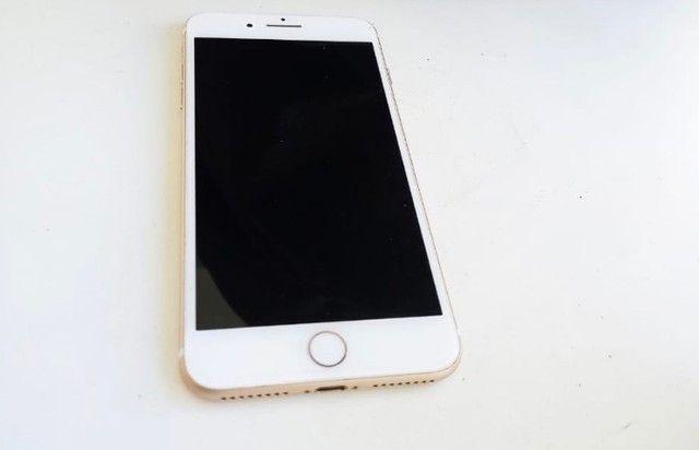 iPhone 7 Plus Gold - 32 Gb - ótimo estado  - Foto 2