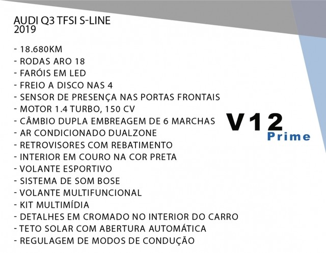 Audi Q3 1.4 TFSI S LINE 4P - Foto 6