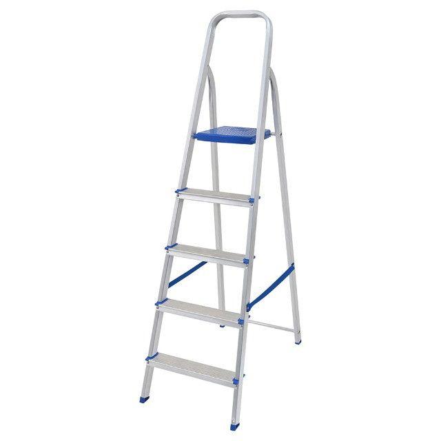 Escada de Aluminio 5 Degraus - 005103 - Foto 3