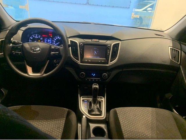 Hyundai Creta 1.6 16V FLEX PULSE PLUS AUTOMATICO - Foto 5