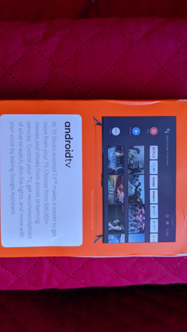 Xiaomi Mi Stick Tv NOVO - Foto 2
