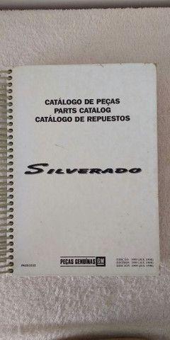Catálogos ORIGINAIS completos Astra Ômega Silverado Grand Blazer S-10 Vectra - Foto 7