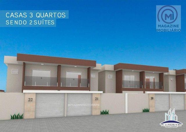 Casa com 3 dormitórios à venda, 100 m² por R$ 350.000,00 - Fontana I - Porto Seguro/BA - Foto 2