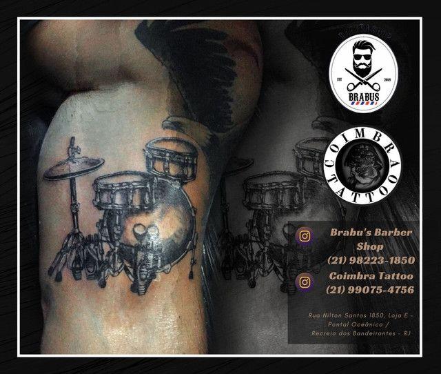 Troco tattoo por celular ou tablet  - Foto 5