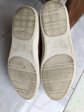 Sapato noha , novinho! - Foto 4