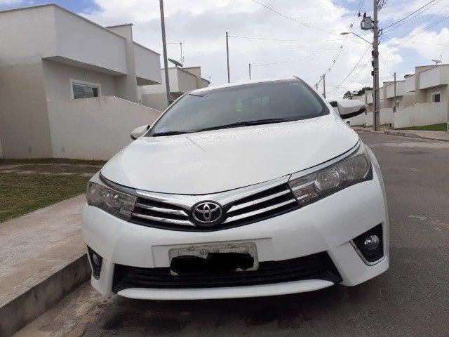 Toyota Corolla XEI 2.0 Flex 2014/2015 Automático - Foto 8