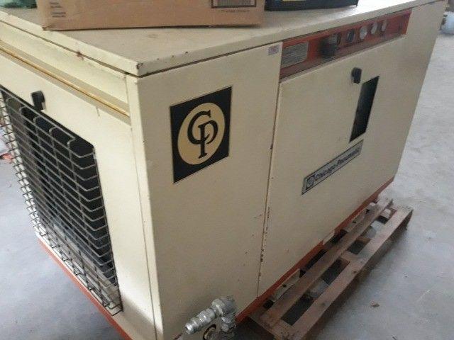 compressor de parafuso 40 hp - Foto 2