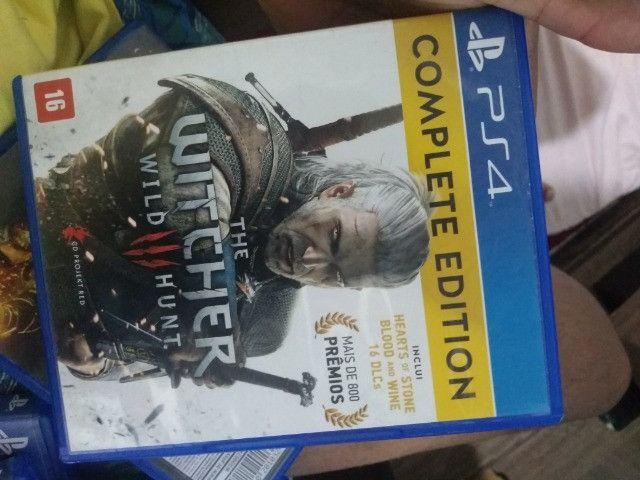 Jogos originais para PS4 - Foto 4