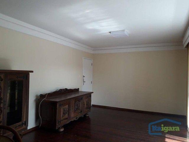 Apartamento com 3 dormitórios para alugar, 124 m² - Candeal - Salvador/BA - Foto 3