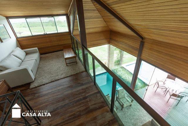 Bangalô com projeto personalizado no Villa Monte Castelo - Foto 9