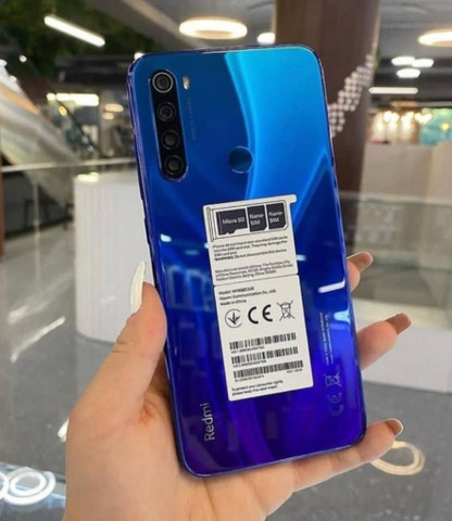 SmartPhone perfeito / 128 gigas / câmera de 48 megapixels / XIOAMI NOTE 8 original