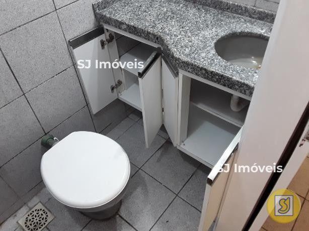 Apartamento para alugar com 3 dormitórios em Benfica, Fortaleza cod:22501 - Foto 12