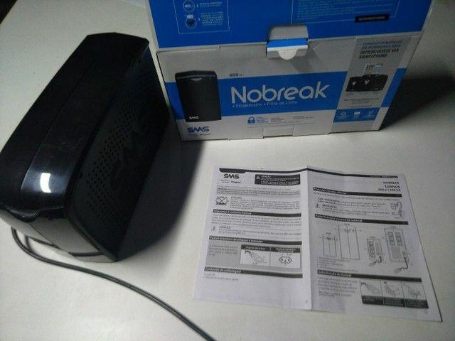 Nobreak SMS  600VA - Foto 6