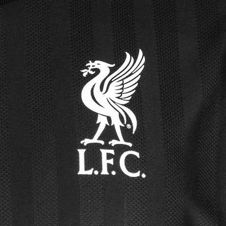Camisa Liverpool All Black 125 Anos Edição Limitada Masculina - Foto 3