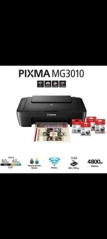 Impressora Pixma MG3010