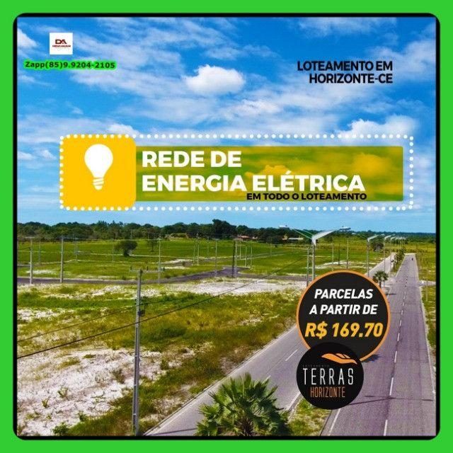 Lotes em Terras Horizonte - Venha investir , não perca tempo *%*% - Foto 8