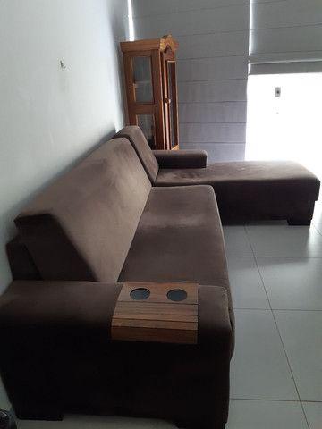 Sofá 4 lugares com chaise  - Foto 2