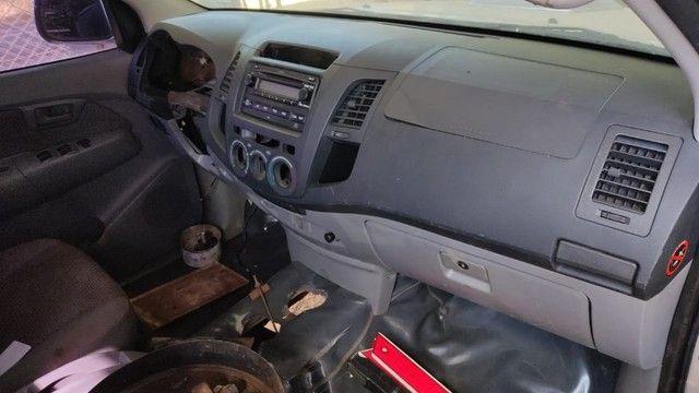 Toyota Hulix SW4 2007 A 2012 Sucata Com Garantia - Foto 7