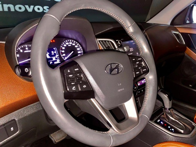 Hyundai Creta Pulse Plus 1.6 AT 2020 - Foto 12
