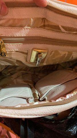 Vendo ,bolsa Carmem Stefany original  - Foto 4