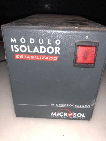 Módulo isolador estabilizador