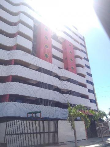 Apartamento Edf. Amaraji - Jatiuca, 90m, 3/4 + DCE