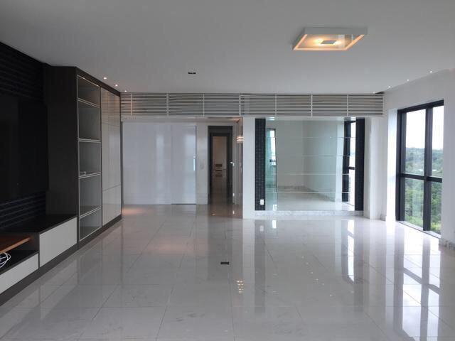 Apartamento Ponta Negra, Piazza Dell Acqua, , 3 suítes, modulados novos e climatizado!!