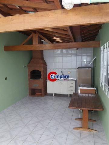 Sobrado com 2 dormitórios à venda, 134 m² por r$ 530.000 - jardim las vegas - guarulhos/sp - Foto 16