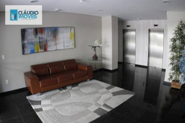 Apartamento com 3 dormitórios à venda, 68 m² por r$ 324.336 - jatiúca - maceió/al - Foto 4