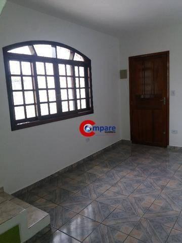 Sobrado com 2 dormitórios à venda, 134 m² por r$ 530.000 - jardim las vegas - guarulhos/sp - Foto 5