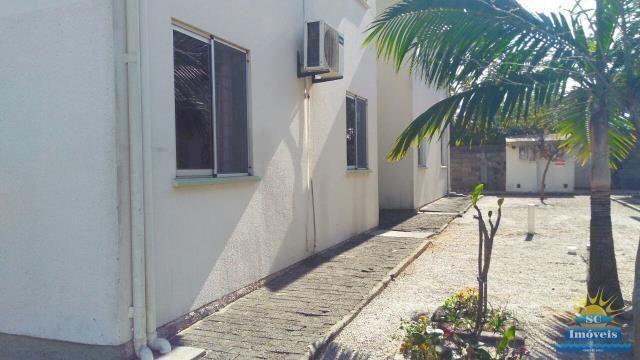 Apartamento à venda com 3 dormitórios em Vargem do bom jesus, Florianopolis cod:13652 - Foto 11