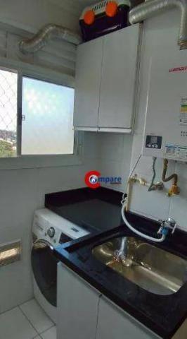Apartamento com 2 dormitórios à venda, 44 m² por r$ 265.000 - vila rio de janeiro - guarul - Foto 14