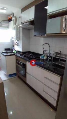 Apartamento com 2 dormitórios à venda, 44 m² por r$ 265.000 - vila rio de janeiro - guarul - Foto 10