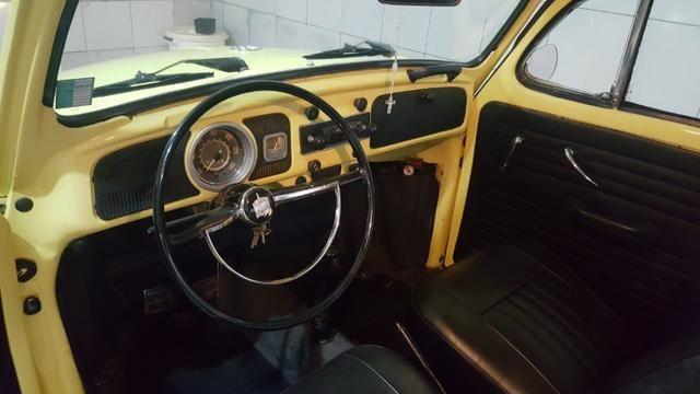 Vendo/Troco VW Fusca 1.300 - Ano 1973 de Colecionador - Foto 11