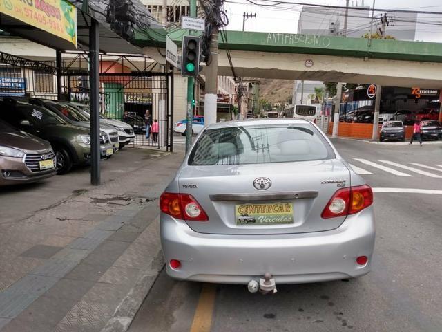 Corolla xei 1.8 flex 2010 automático IPVA 2020 PAGO - Foto 4