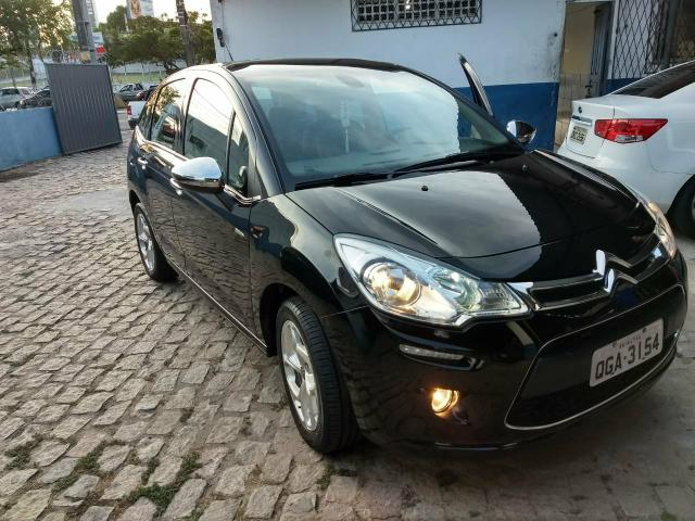 C3 Exclusive 1.5 Flex 8v km 20.000 UNICA DONA - Foto 2