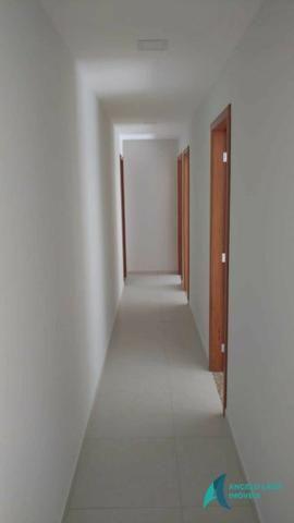 Apartamento 3 QTS Centro de Santa Isabel Domingos Martins - Foto 7