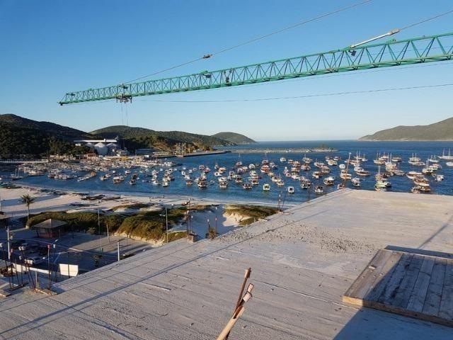 Frente ao mar espetacular 02 e 03 quartos com 03 suites e Coberturas Praia dos Anjos - Foto 16