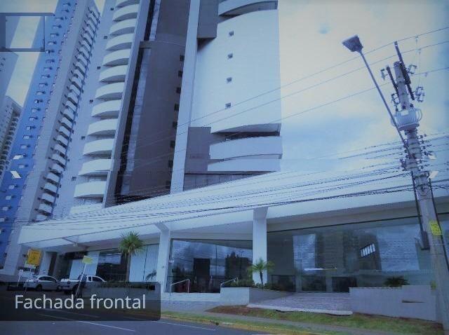 Amplo Espaço Comercial em frente ao Shopping Campo Grande Edifício Grand Tower