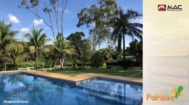 Condomínio de Chácaras Recanto Paraíso em Guapo - Foto 4