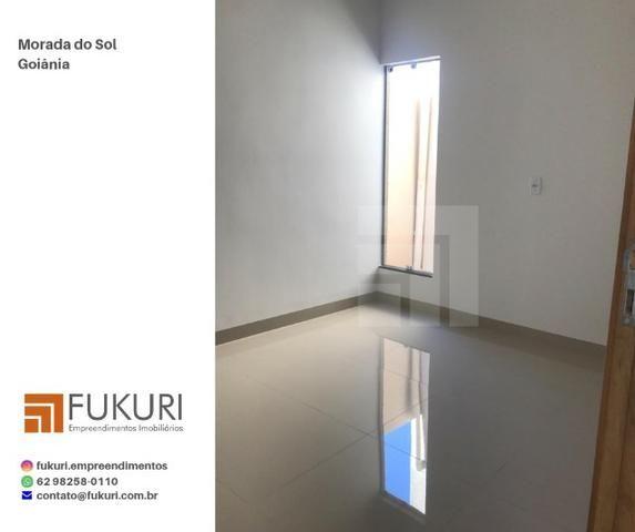 Casa 2Q c/suíte - Setor Morada do Sol - Goiânia - Foto 6